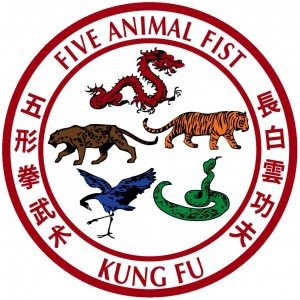 5 Animal Fists of Kung Fu