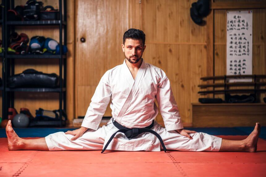 Flexibility And Strength In Martial Arts
