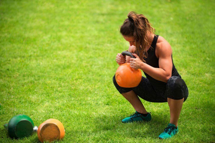 Kettlebells, Martial Arts Flexibility And Russian Training Techniques