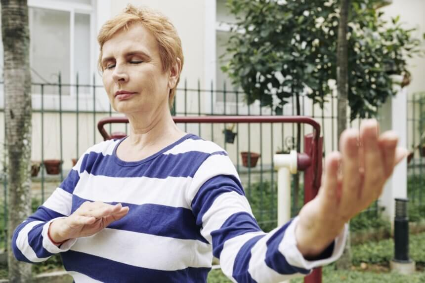 Tai Chi for Over Fifties And Under Fifties!