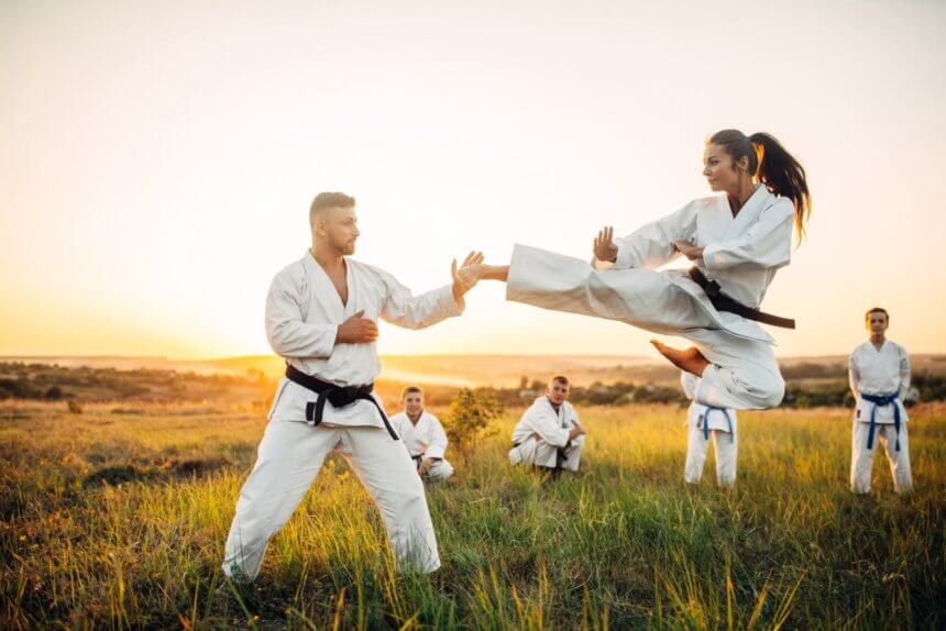 What Art Hard Style and Soft Style Martial Arts?